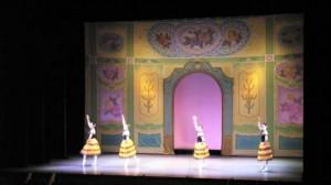 Elite Danse Classique リハーサル風景